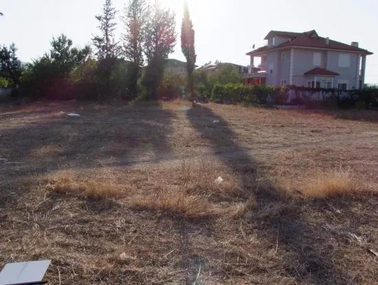 Ortaca  Satılık Arsa Ortaca Cumhuriyet Mahallesinde 884M2 Satılık Arsa